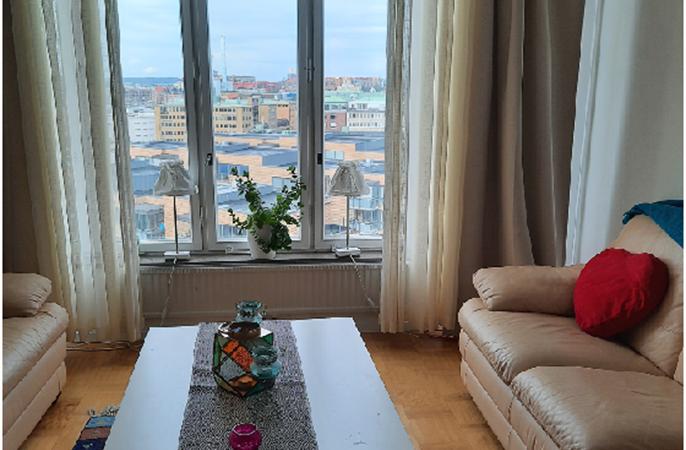 Mattsonsliden 6, Göteborg